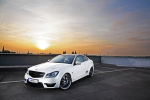 Vaeth V63 Supercharged C63 AMG