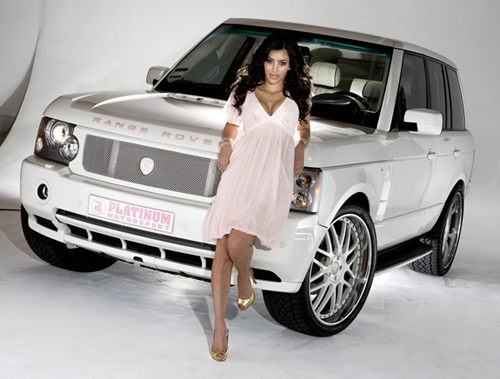 Range Rover, douchebag cars