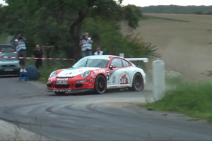 Porsche 911 GT3 RS Rally Video
