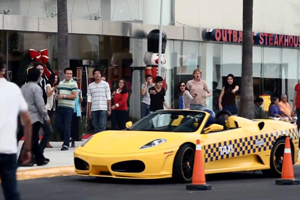 Novitec Rosso officially has the best Taxi in Mexico – Video