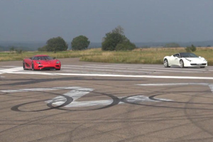 Koenigsegg Agera R vs Ferrari 458 Italia Video