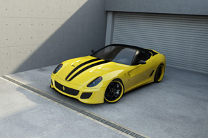 The wheelsandmore Ferrari 599 GTO