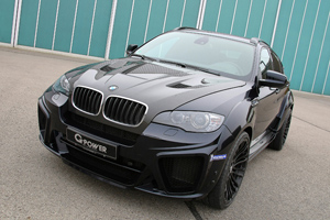 The 725 HP G-Power BMW X6 M Typhoon Exposed