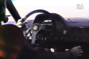 Ferrari F40 LM Video