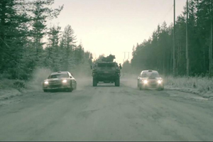 The Solberg Extreme Motorshow is the Auto Action Thriller