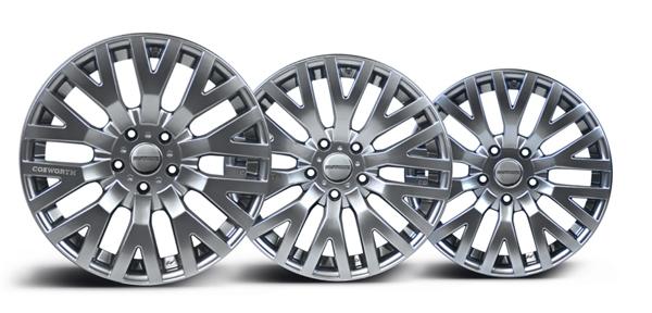 A Kahn Design Cosworth Wheels