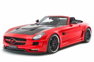 Hamann Motorsports Hawk SLS AMG Roadster