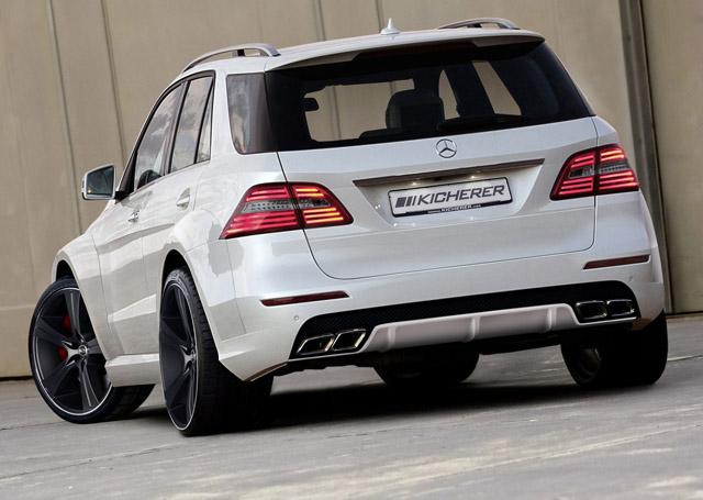 Kicherer Mercedes-Benz ML