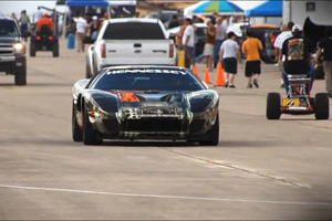Hennessey Performance Ford GT go 257.7 MPH and set a Record