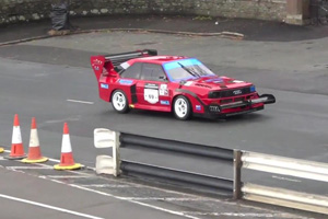 Audi Sport Quattro video