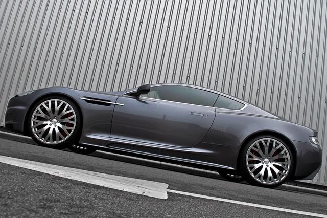The A Kahn Design 007 Aston Martin DBS Casino Royale