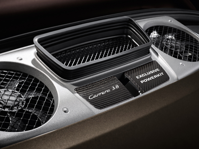Porsche Exclusive 991 Carrera S Power Kit and Upgrades