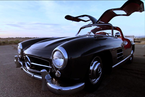 Driving an Automotive Icon the way it's meant to be – Video