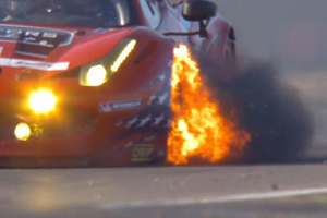 14 Minutes of the 24 hours of Le Mans in Super Slow Ultra Motion