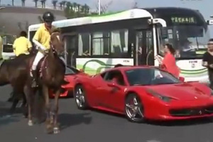 Friday Fail: Horse vs. Prancing Horse