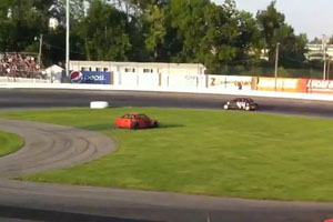 Friday Fail: The Sportsdrome Speedway Throwdown