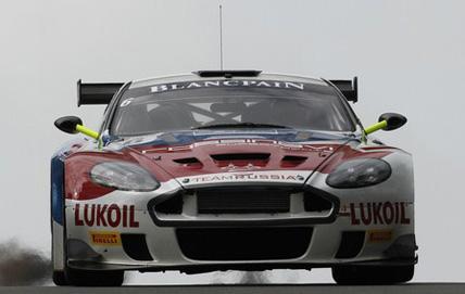 Valmon Racing Team Russia Aston Martin DBRS9 No.6