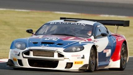 Valmon Racing Team Russia Aston Martin DBRS9 No.7