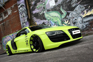 XXX Performance Lime Green R8