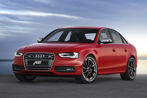 The new ABT Sportsline B8 AS4 with over 400 HP