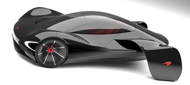 McLaren JetSet Design by Marianna Merenmies
