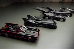 The Upcoming Documentary of the Legendary Batmobile