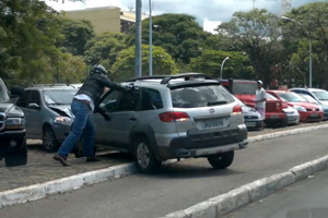 Friday Fail Road Rage