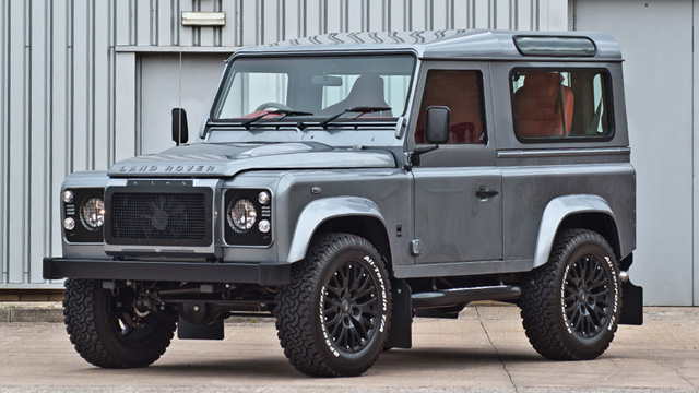 Land Rover Defender XS 90