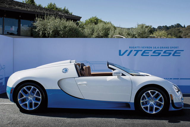 Special Edition Veyron Grand Sport Vitesse