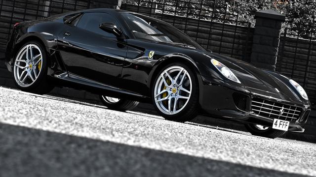 A Kahn Design Ferrari 599 GTB Fiorano