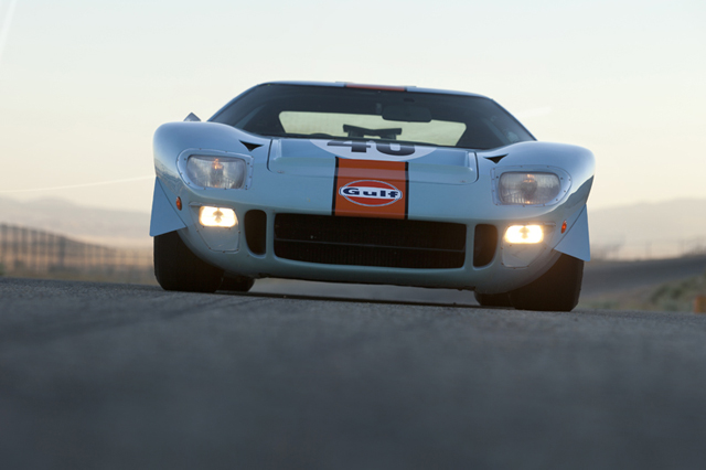 Ford GT40/Mirage Lightweight Racing Car