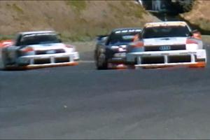 Audi five-cylinders