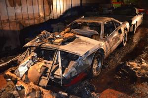 Ferrari Burn Losses