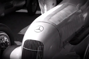 Mercedes Silver Arrows