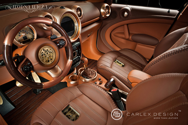 Carlex Design Steampunk Car