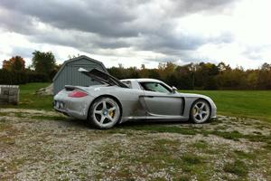Oh the Humanity! The Porsche Carrera GT Crash at Putnam Park