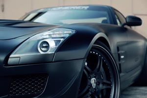 sls supercharged gt