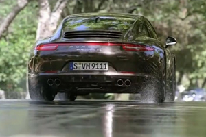 Porsche 911 Idea Commercial
