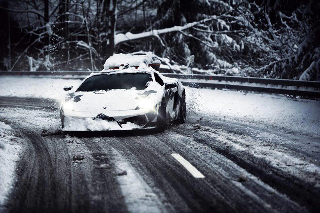 Tips for Winter Driving