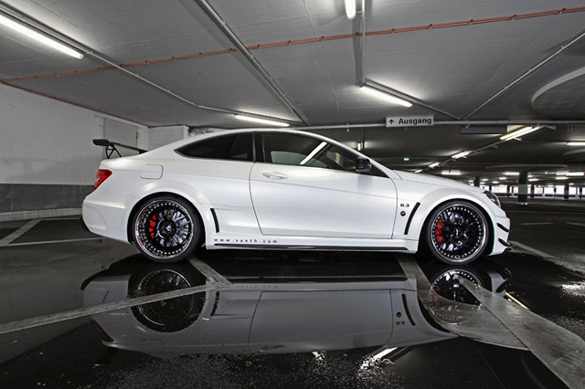 Vath C63 AMG Black Series Supercharged