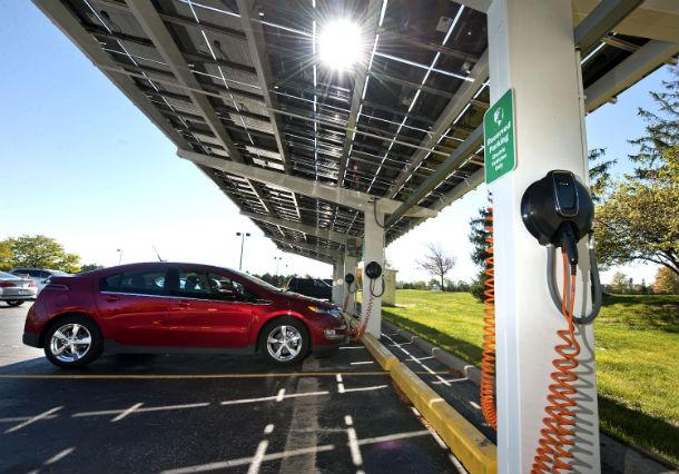 Hybrids Charging