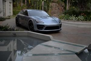 Panamera Sport Turismo Concept