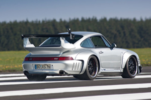 993 GT2 Turbo 3.6 Widebody MC600