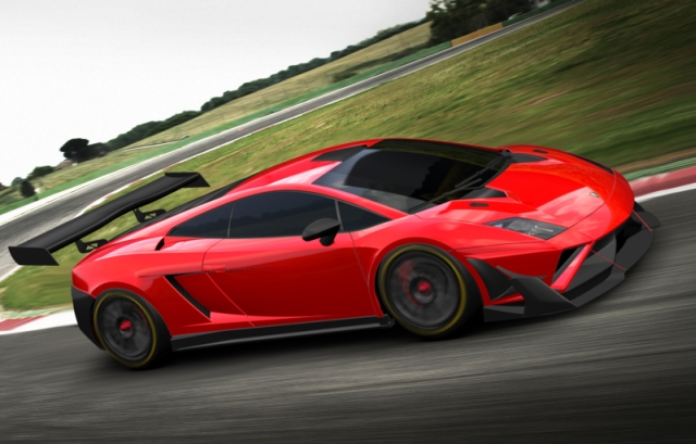 Lamborghini and Reiter get Together and build a new Gallardo GT3 FL2