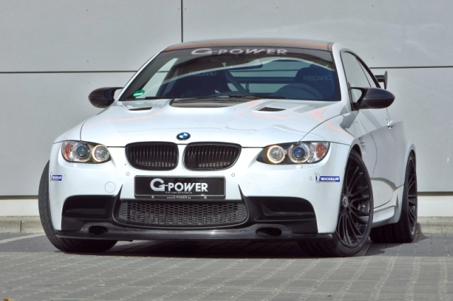 G-Power RS BMW M3 Aerodynamics