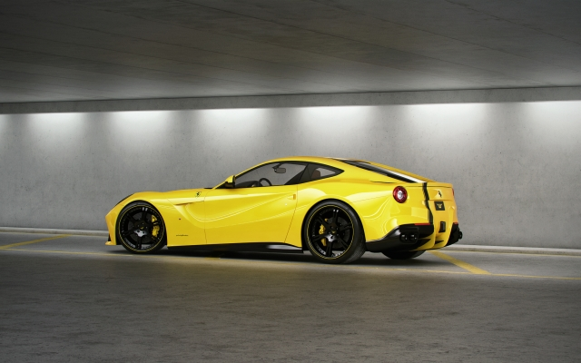 The WheelsandMore Ferrari F12Berlinetta is Ready to Go!