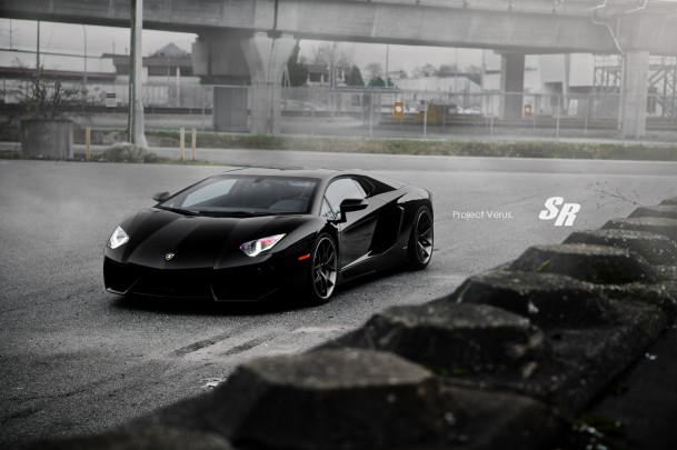 SR Auto Group takes a Lamborghini Aventador To another level with Project Versus