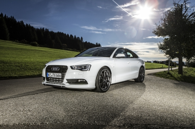 The ABT Sportsline AS5 Sportback is fun for everyone!