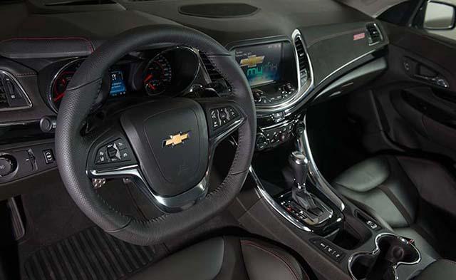 2014 Chevy SS Interior