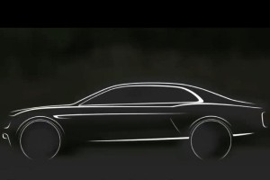 Continental Flying Spur Preview